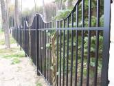 Security Fence in Goderich - Inset Detail 2